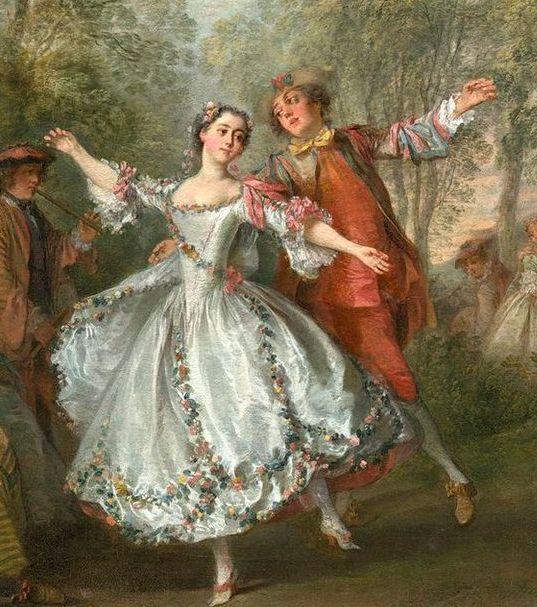 Клуб исторического танца