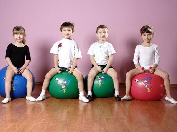 Группа «Малыши-крепыши»